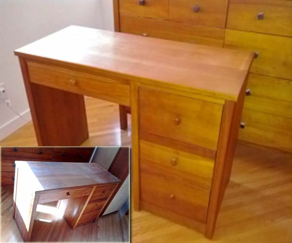 Furniture Repair And Restoration Services Before And After Images - In home furniture repair